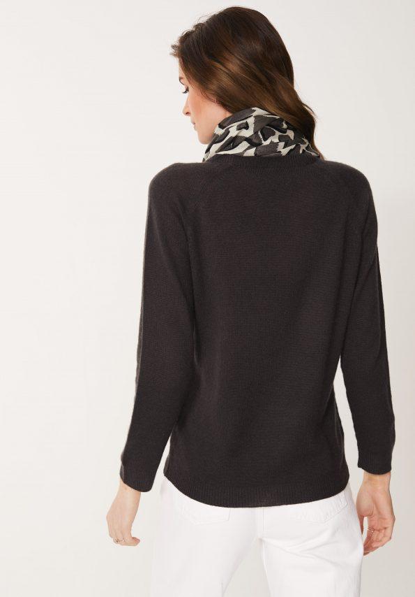 Raglan Sleeve Cashmere Jumper