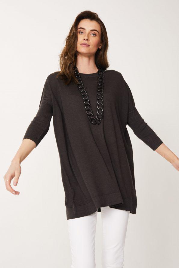 Merino Wool Dress - M/L